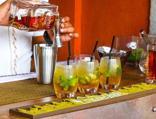 A bartender feladatai