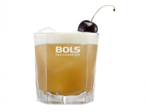 Whisky sour koktél recept
