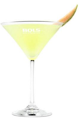 melon martini koktél recept